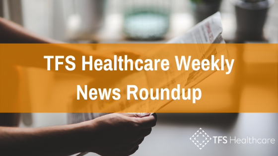 TFS weekly news roundup